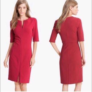 DVF Diane Von Furstenburg Saturn Sheath Dress